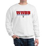 What Would Bas Do - Mixed Martial Arts sweatshirt