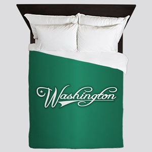 Washington State of Mine Queen Duvet