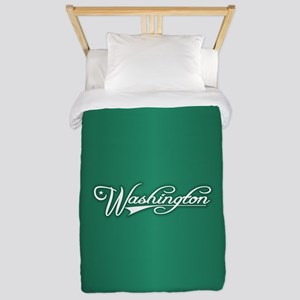 Washington State of Mine Twin Duvet