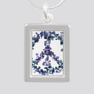 Harmony Flower Peace Necklaces
