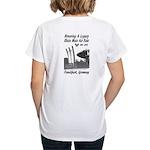 Ab Concepts Women's V-Neck T-Shirt