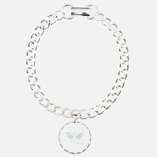 Cute Gastroschisis awareness ribbon Bracelet