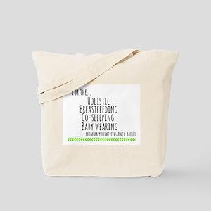 Holistic Momma Tote Bag