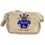 Greenfeld Messenger Bag
