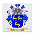 Greenberger Tile Coaster