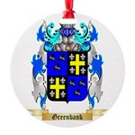Greenbank Round Ornament