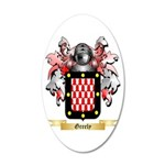 Greely 20x12 Oval Wall Decal