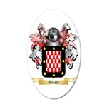 Greely 35x21 Oval Wall Decal