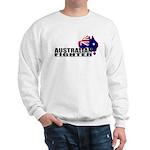 Australian Fighter - Aussie flag sweatshirt