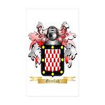 Greelish Sticker (Rectangle 50 pk)