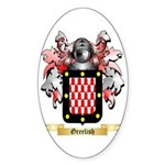 Greelish Sticker (Oval)