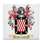 Greelish Tile Coaster