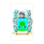 Grech Sticker (Rectangle)