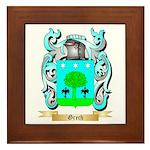 Grech Framed Tile