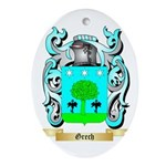 Grech Ornament (Oval)