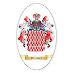 Greasley Sticker (Oval 50 pk)