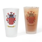 Greasley Drinking Glass