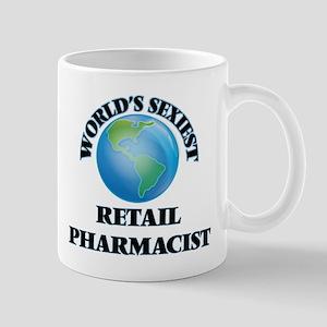 World's Sexiest Retail Pharmacist Mugs