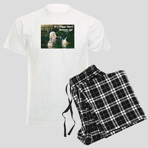 It's Happy Hour! Men's Light Pajamas
