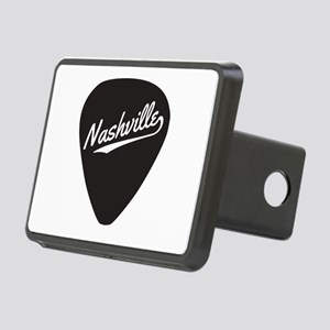 Nashville Guitar Pick Hitch Cover