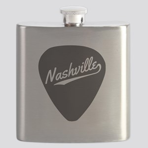 Nashville Guitar Pick Flask