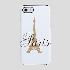 Paris Always (chocolat) iPhone 7 Tough Case