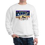 XSunrise-5Dogs Sweatshirt