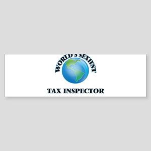 World's Sexiest Tax Inspector Bumper Sticker