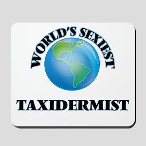 World's Sexiest Taxidermist Mousepad