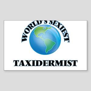World's Sexiest Taxidermist Sticker
