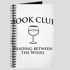 Book Club Reading Between The Wines. Journal