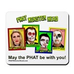 Phat Trading Cards Mousepad