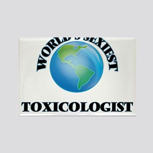 World's Sexiest Toxicologist Magnets