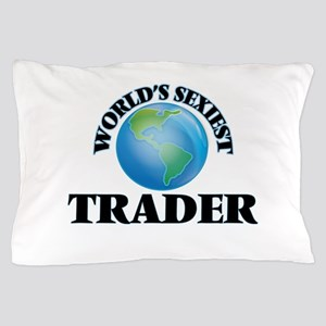 World's Sexiest Trader Pillow Case