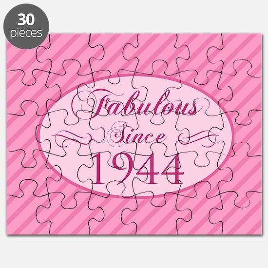 Fabulos Since 1944 Puzzle