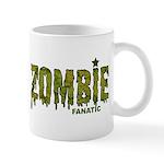 Zombie Fanatic Mugs