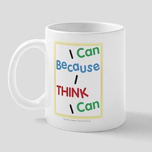I Think I Can... Mug