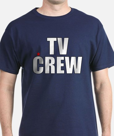 The TV CREW T-Shirt