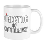 The Director Of Photography Mugs