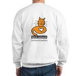 Feline Network Logo - Sweatshirt