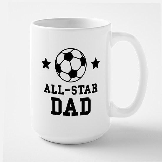 All Star Soccer Dad Mugs