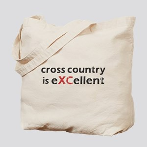 Cross Country eXCellent Tote Bag
