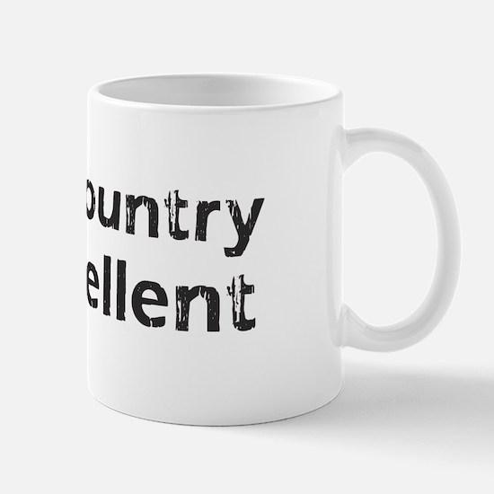Cross Country eXCellent Mug