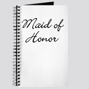 Maid of Honor - fancy Journal