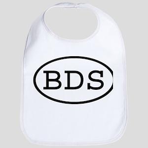 BDS Oval Bib