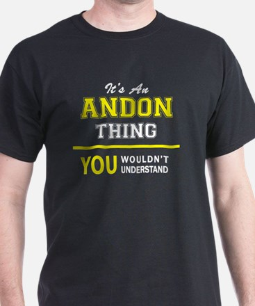 Unique Andon T-Shirt
