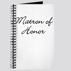 Matron of Honor - fancy Journal