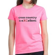 Cross Country eXCellent Women's Dark T-Shirt