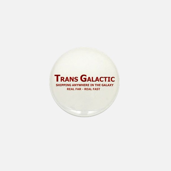Trans Galactic Mini Button