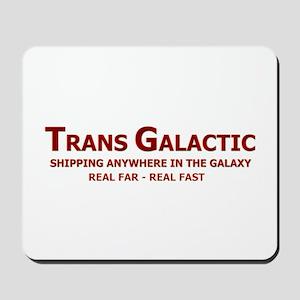Trans Galactic Mousepad